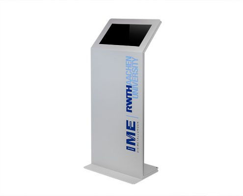 Tablet Designständer für das IME an der RWTH