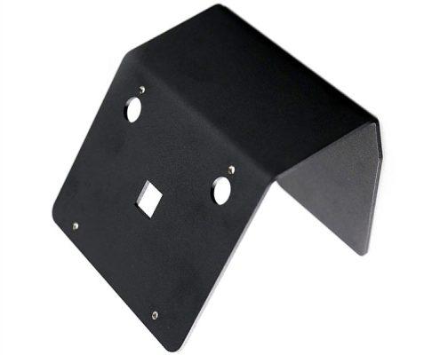 TabLines TWH002 Tablet Wandhalter, schwarz