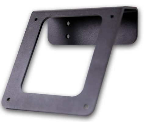 TabLines TWH001 Tablet Wandhalter, schwarz