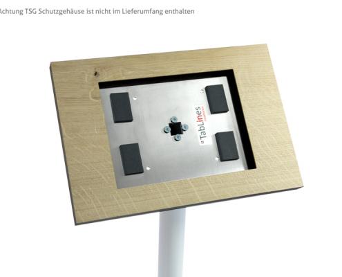 TabLines TSG Schutzgehäuse an TBS Tabletständer