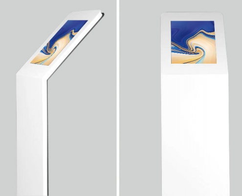 TabLines TBS Design Tabletständer Detailansicht