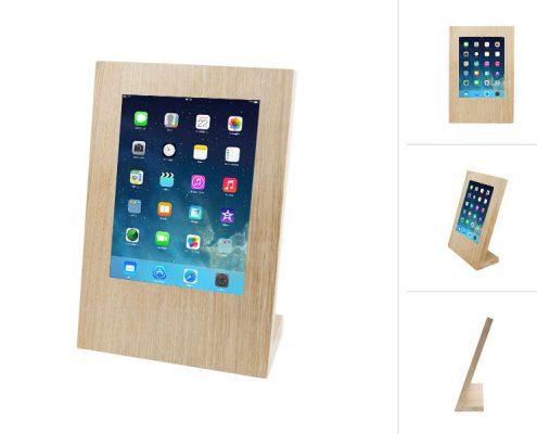 TabLines TTS Eiche Tischständer Apple iPad Tablets