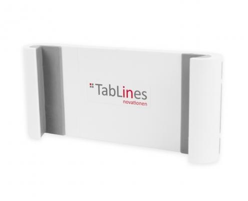 TabLines TWC001 klemmbare Tablet Wandhalterung Click