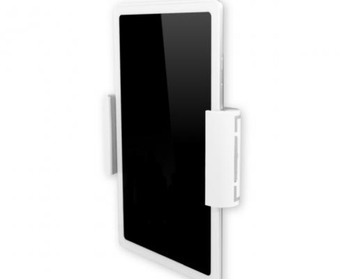 TabLines TWC001 flache Tablet Wandhalterung Click, weiß