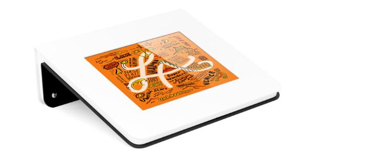 Tablet Halter Wand - TabLines TWH Design