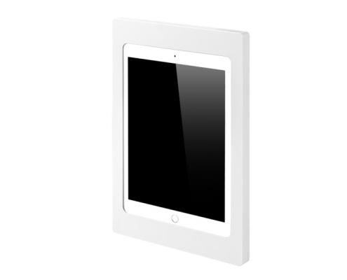 TabLines TWH design tablet wall mount white