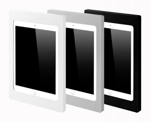 TabLines TWH Design Tablet Wand Halterung Farbvarianten